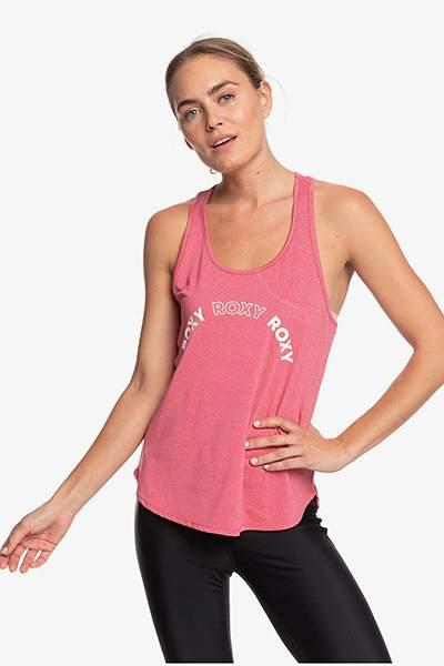 Майка женская Roxy ERJKT03627, розовый