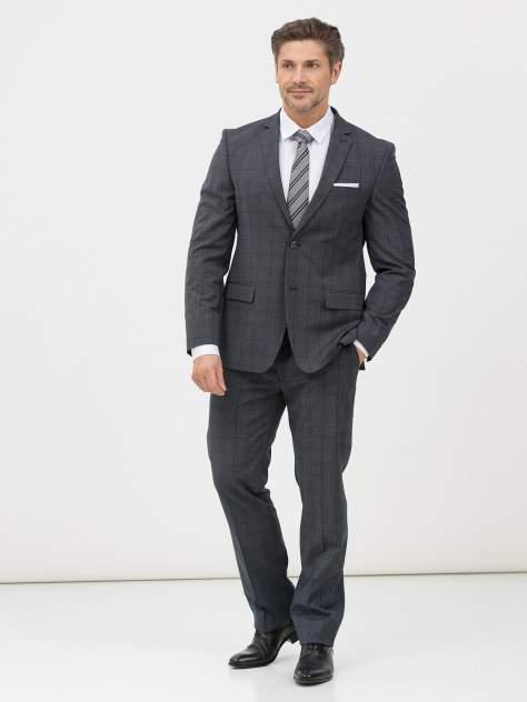 Мужской костюм Marc De Cler Ki 2290-23735Grey-182, серый