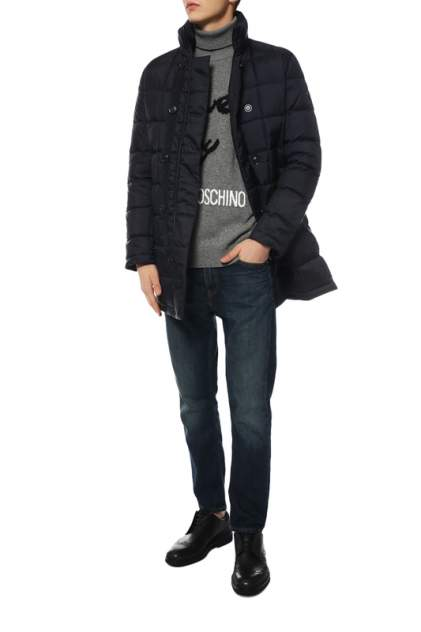 Куртка мужская Madzerini RIG синяя 58 IT