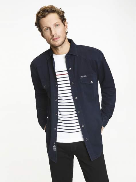 Рубашка мужская Velocity Prime16, синий