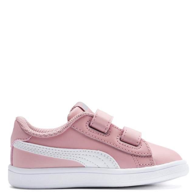 Кеды детские PUMA, цв.розовый