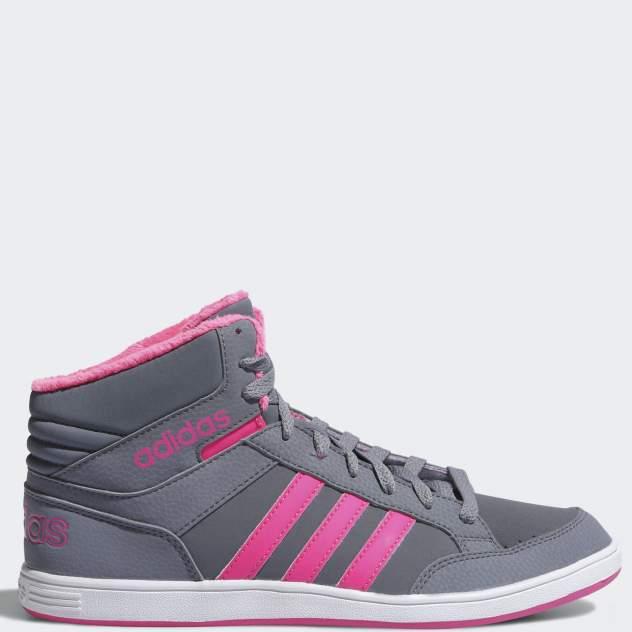 Кеды детские Adidas, цв.серый