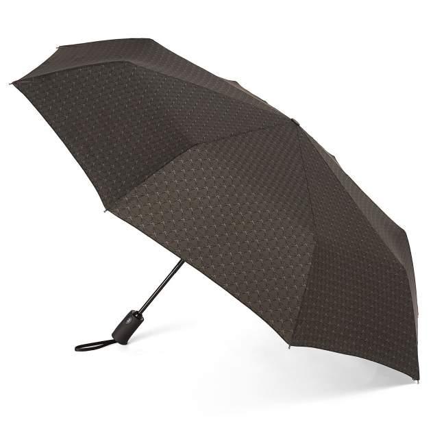 Зонт складной мужской автоматический Henry Backer M4581 серый