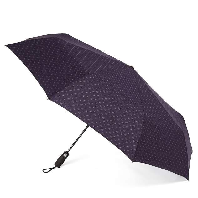 Зонт складной мужской автоматический Henry Backer M4682 синий