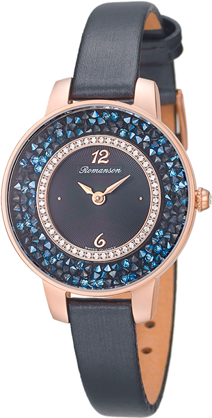 Наручные часы кварцевые женские Romanson RL7A29QLR