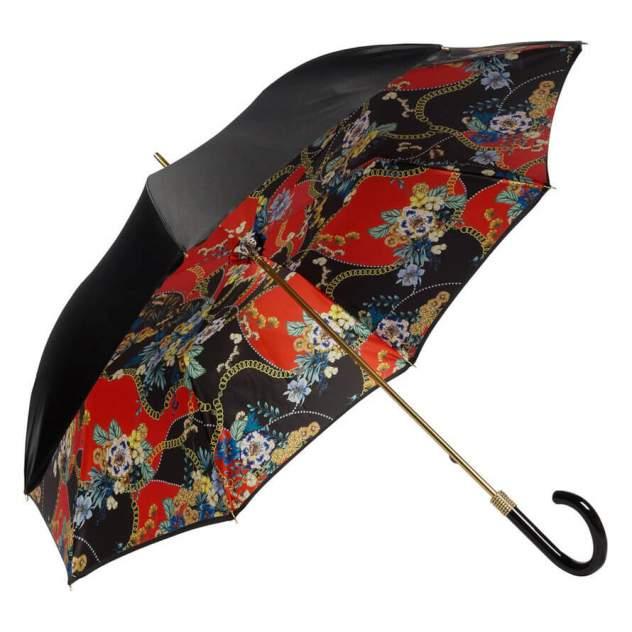 Зонт-трость женский механический Pasotti Nero Jewels Pico Shik разноцветый