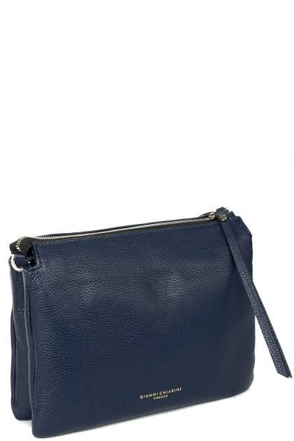 Сумка-клатч женская Gianni Chiarini BS4363 синяя