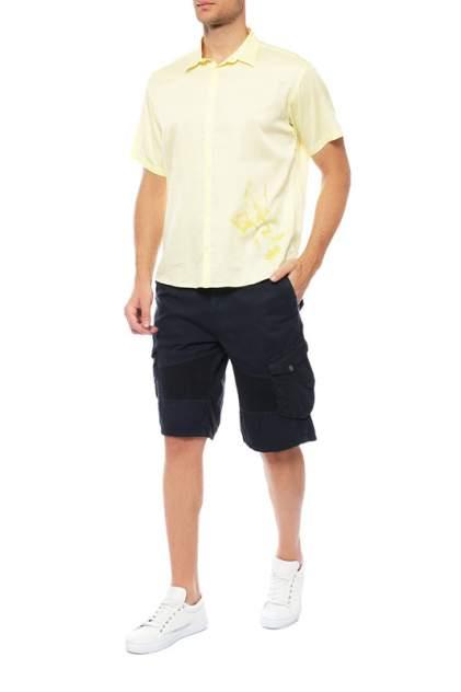 Повседневные шорты мужские TAYGERR 7833 синие 38