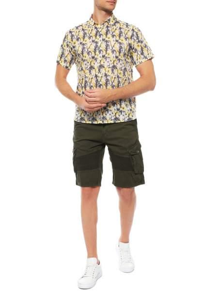 Повседневные шорты мужские TAYGERR 7833 зеленые 30