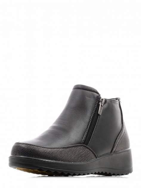 Ботинки женские ZENDEN comfort 203-82WN-053SR черные 38 RU