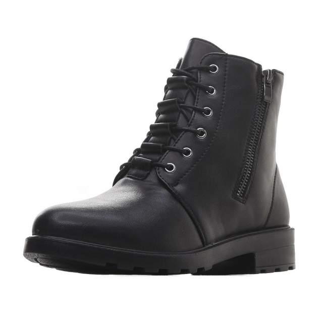 Ботинки женские INSTREET 245-01WN-017SR черные 37 RU