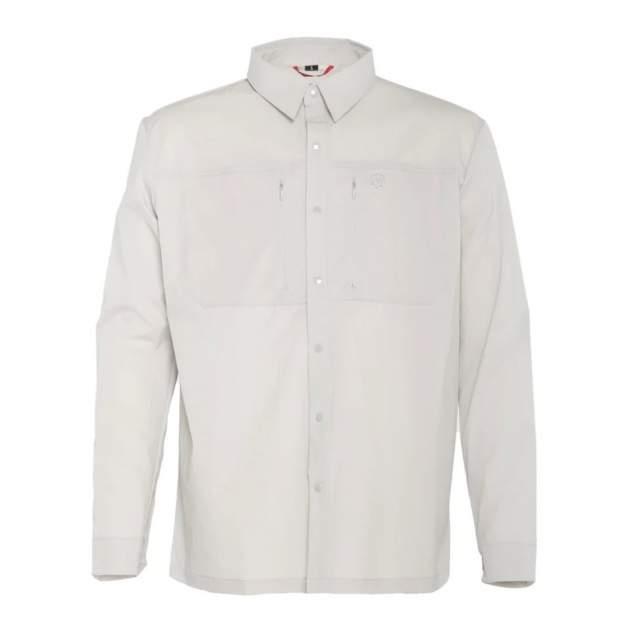 Рубашка FHM Spurt, светло-серый, S INT