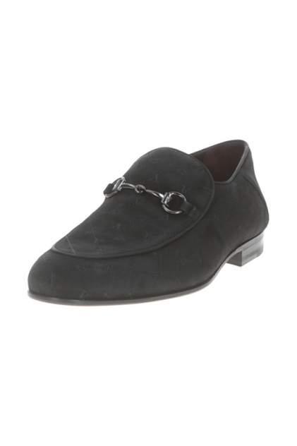 Лоферы мужские Mario Valentino 18735 черные 41 RU