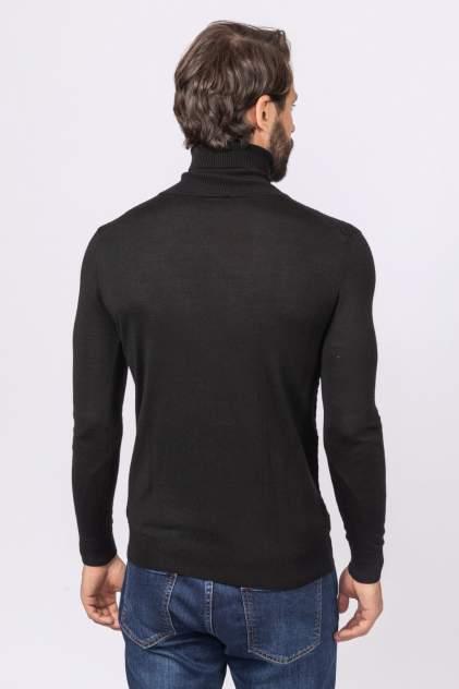Водолазка мужская Kanzler 18W-TW16-T/09 черная XL