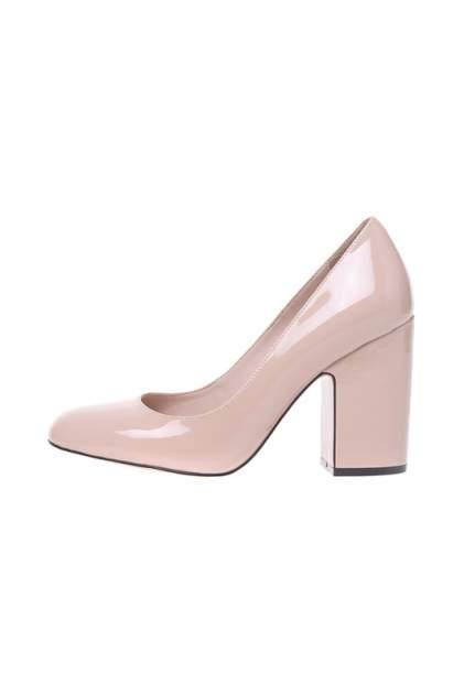 Туфли женские MASCOTTE 09-012411_1 бежевые 36 RU
