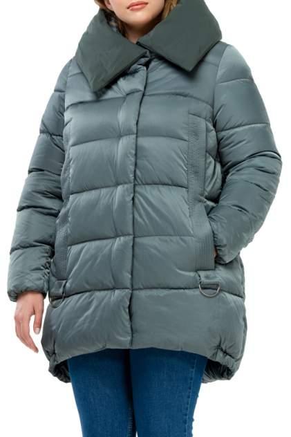 Пуховик женский Amimoda 10N306-22 серый 52 RU