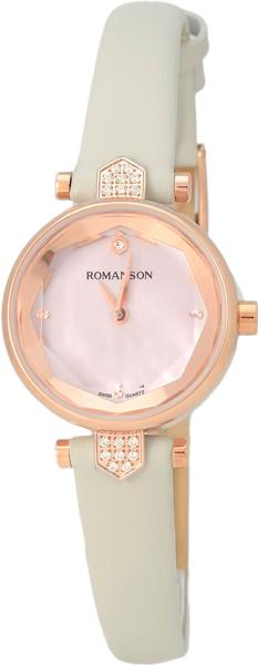 Наручные часы кварцевые женские Romanson RL6A04QLR