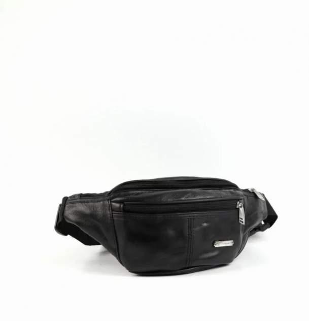 Поясная сумка мужской Fuzi house Банан черный