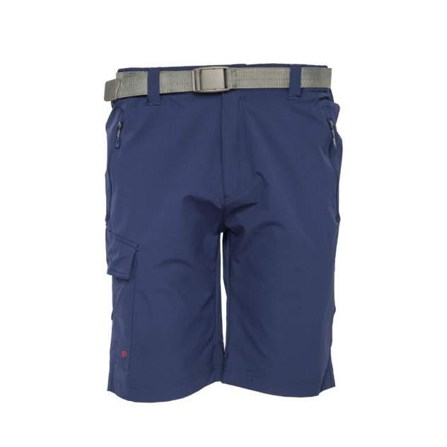 Повседневные шорты мужские FHM 000018-0006 синие 4XL