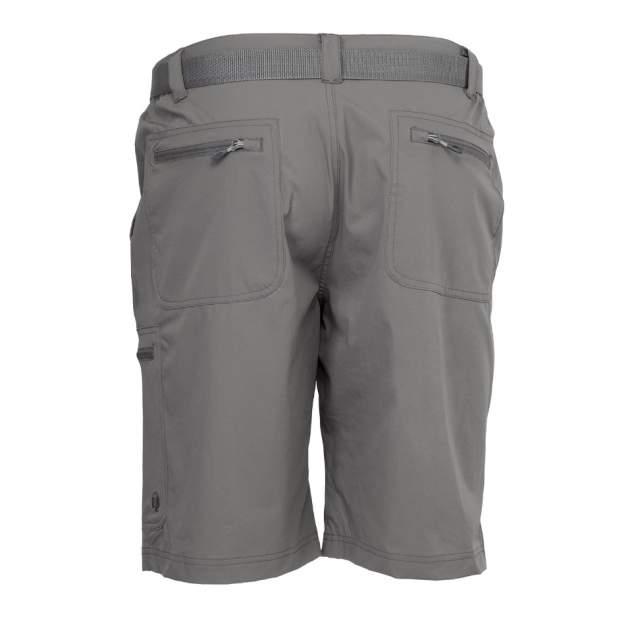 Повседневные шорты мужские FHM 000019-0003 серые XXL