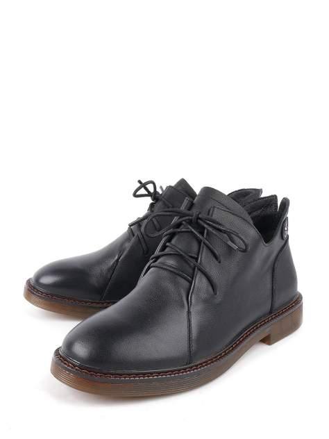 Ботинки женские BERTEN 911286, черный