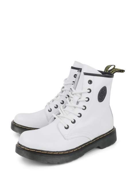 Ботинки женские BERTEN 8011 белые 38 RU