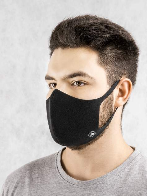 Многоразовая маска унисекс Flexpocket Aero Silver Mask