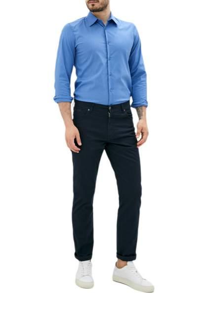Рубашка женская SHELTER РБ9001 голубая 46