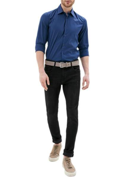 Рубашка женская SHELTER РБ9001 синяя 46
