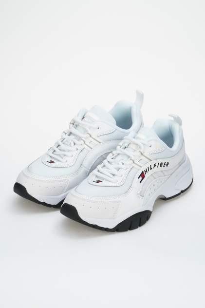 Кроссовки мужские Tommy Jeans EM0EM00397 белые 43 RU