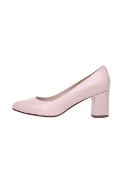 Туфли женские MASCOTTE 233-012011-350 бежевые 36 RU