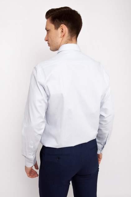 Рубашка мужская Kanzler 19S-SBL17RLSN/04-1 серая 43