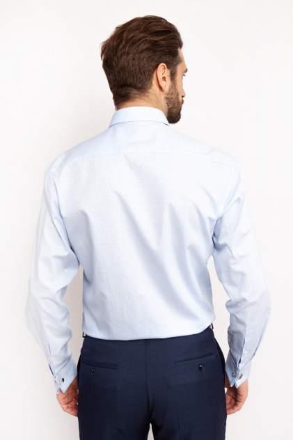 Рубашка мужская Kanzler 19S-SBL26-RLSZ/02-1 голубая 43