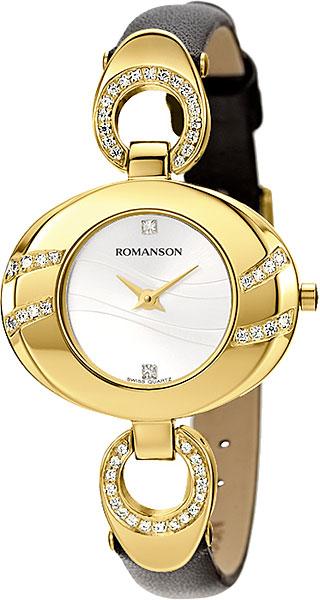 Наручные часы кварцевые женские Romanson RN0391QLG