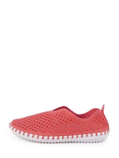 Эспадрильи женские BERTEN GC-1152K красные 36 RU