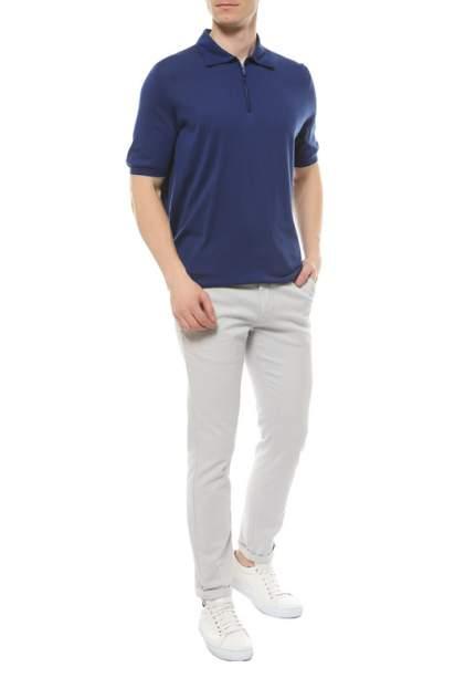 Футболка-поло мужская SVEVO 46139SE18 MP46 синяя 60