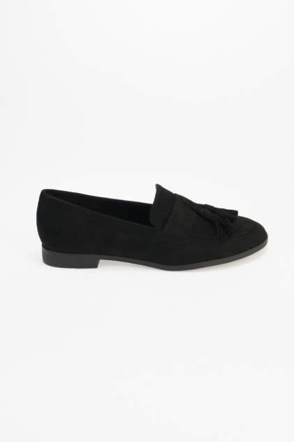 Лоферы женские Keddo 817120/01, черный