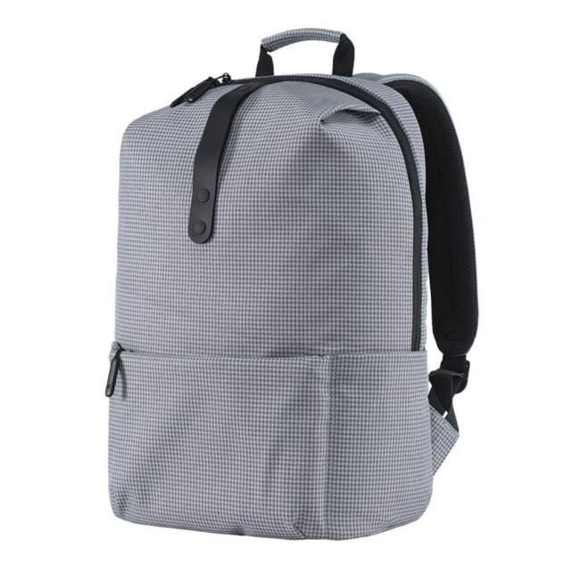 Рюкзак Xiaomi College Style Backpack серый 20 л