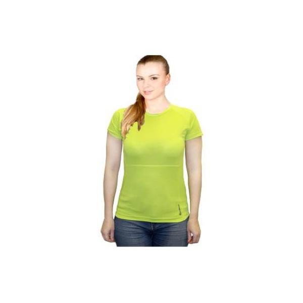 Спортивная футболка GUAHOO Sport 151TS, зеленый
