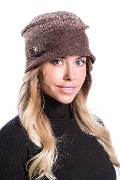 Шляпа женская Tonak ORFILIANI206 коричневая L