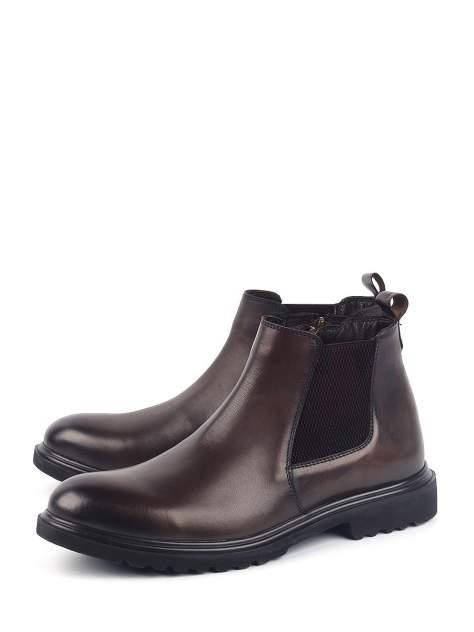 Мужские ботинки Longfield BSZ19-912, коричневый