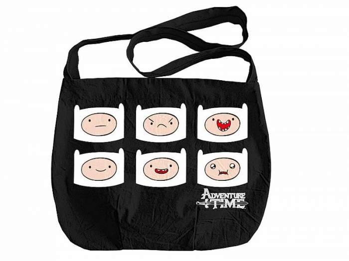Сумка детская Эксмо Финн Adventure Time