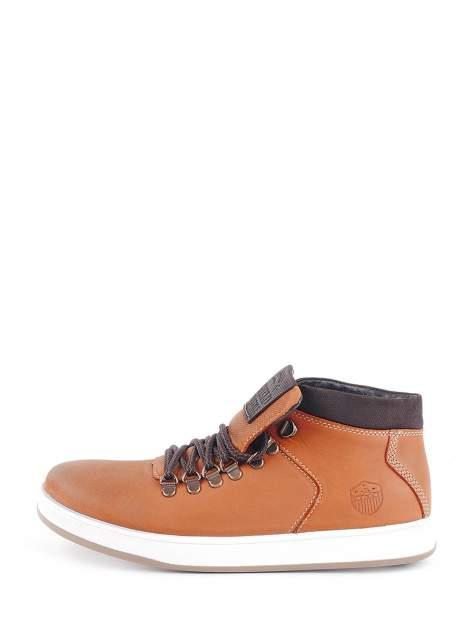 Ботинки мужские Longfield 703-122-E2N коричневые 39 RU