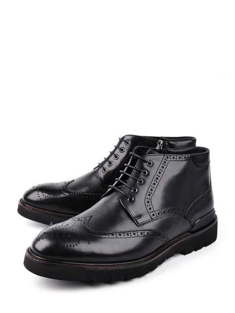 Мужские ботинки Giovanni Bruno B15-H320F-10-NP52, черный