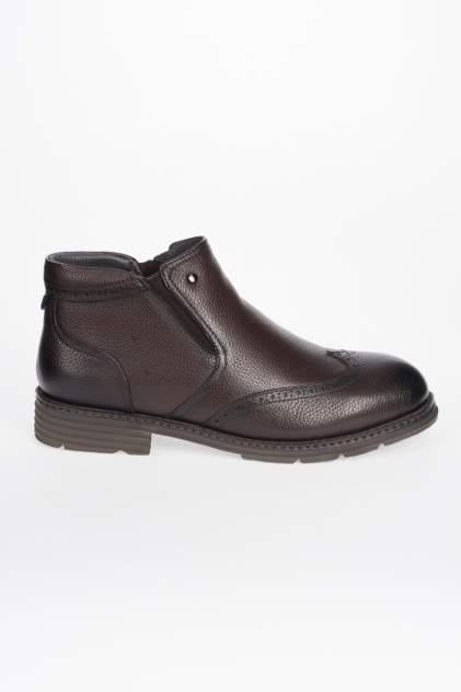 Мужские ботинки Respect VS22-136527, коричневый