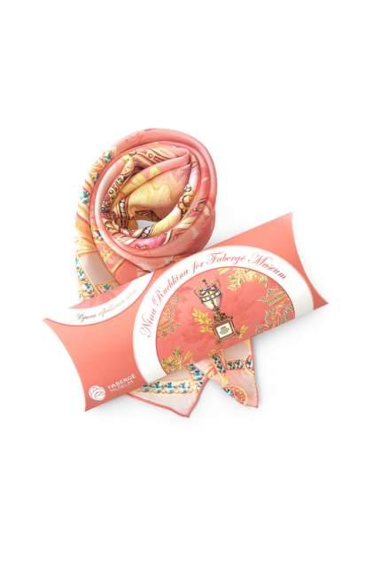 Платок женский РУССКИЕ В МОДЕ Фаберже 0124 розовый