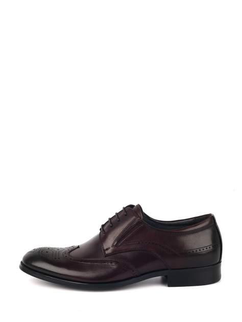 Туфли мужские Giovanni Bruno B15-517E-3C коричневые 44 RU
