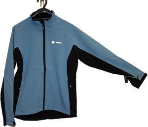Спортивная ветровка GUAHOO Softshell Jacket, голубой
