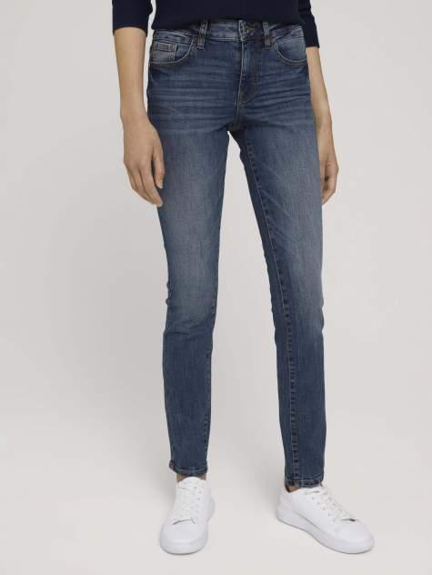 Женские джинсы  TOM TAILOR 1028379, синий