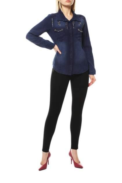 Рубашка женская EMANSIPE 5663132 синяя 42